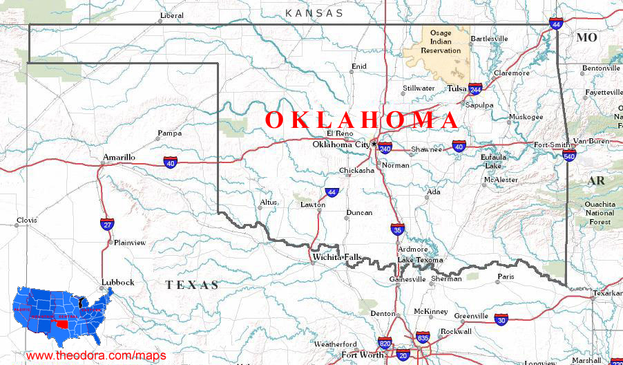 Attractions  Oklahoma Citys Adventure District