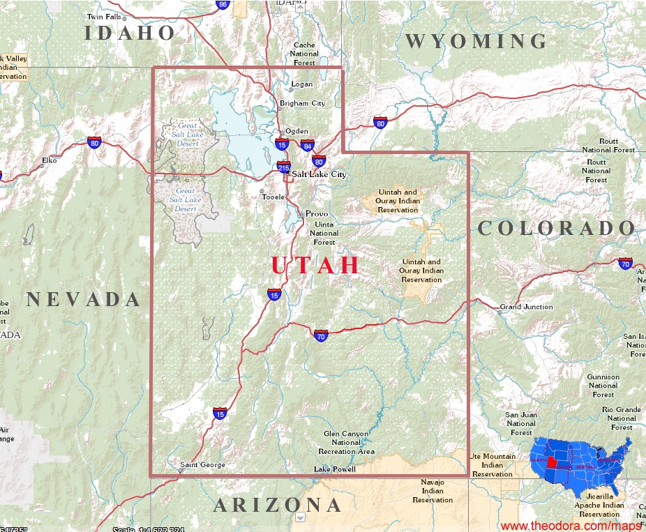 Mapof Utah Submited Images  Pic2Fly