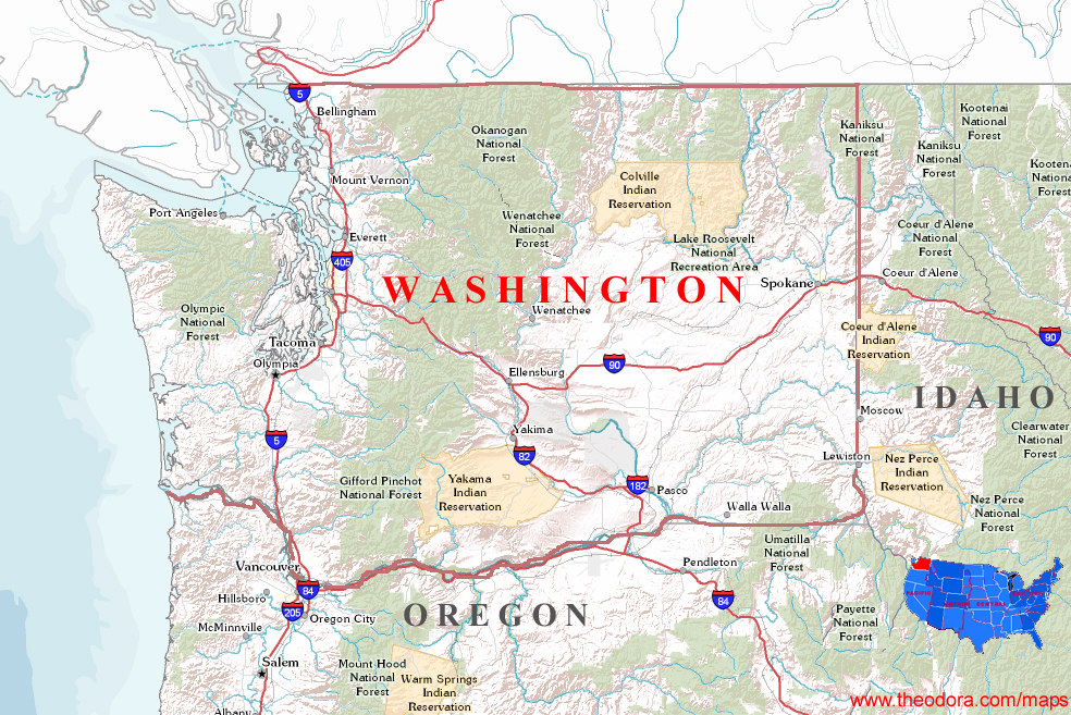 usa map with names of states with Washington State Maps on Arkansas furthermore Social additionally World Map Capitals together with He Visited All 201 Countries In The World Without Using A Plane moreover Elt Lesson Ideas With Maps 2 Stereotypes.
