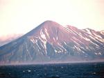 Chikurachki Volcano, Russia, Volcano photo