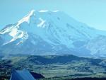 Ichinsky Volcano, Russia, Volano photo