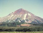 Ilyinsky Volcano, Russia, Volcano photo
