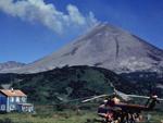 Karymsky Volcano, Russia, Volcano photo