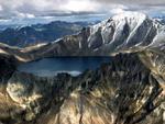 Khangar VOlcano, Russia, Volcano photo