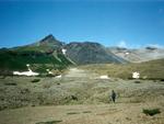 Kharimkotan Volcano, Russia, Volcano photo
