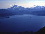 Kurile Lake, Russia, Volcano photo
