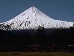 Llaima volcano, Chile, Volcano photo