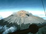 Raung volcano, Indonesia, Volcano photo