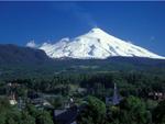 Villarrica volcano, Chile, Volcano photo