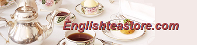 English tea and accessories