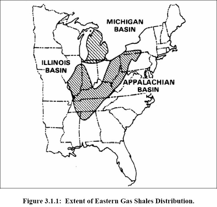 Eastern Gas Shales Program 1976 1992